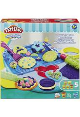 Playdoh La Fábrica de Cookies Hasbro B0307
