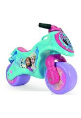 Correpasillos Exclusivo Moto Neox Disney Frozen Injusa 19088