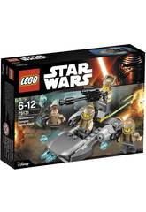 LEGO Star Wars Résistance Trooper Battle Pack