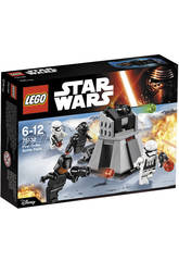 LEGO Star Wars Confidentiel Battle Pack E7 Villain