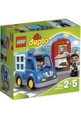 Lego Duplo Patrulla de Policía 10809