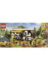 LEGO Creator Caravane de Vacances