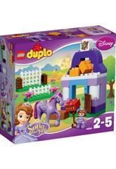 Lego Duplo el Establo Real de Sofia The First