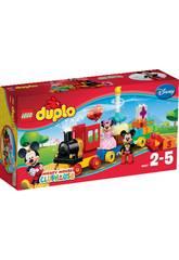 Lego Duplo El Desfile De Cumpleaños de Mickey 10597