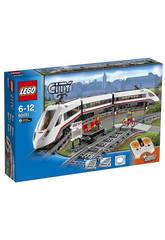Lego City Train de Passagers Grande Vitesse.