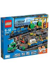 Lego City Train de Marchandise