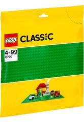 Lego Classic Base Verde 10700