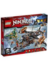 LEGO Ninjago Le Vaisseau de La Malédiction