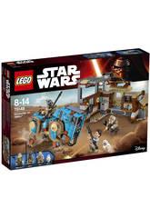 Lego Stars Incontro su Jakku