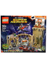 Lego Exclusivas Classic TV Series Batcave