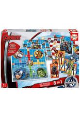 The Avengers Set 8 en 1!