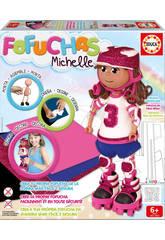 Fofucha Michelle Patineuse