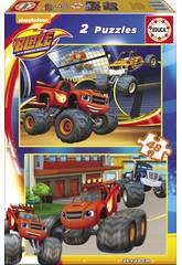 Puzzle 2X48 Blaze