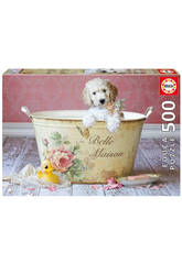Puzzle 500 Belle Maison Lisa Jane