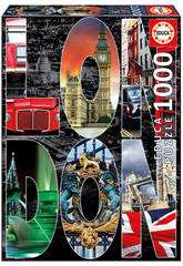 Puzzle 1000 Collage de Londres