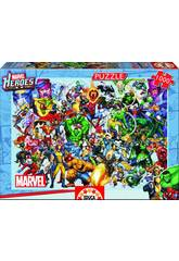 Educa Puzzle Marvel Heroes