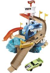 Hot Wheels Track Shark Verschlinger Mattel BGK04