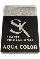 Wasser Make-up 12 Gr. Silber