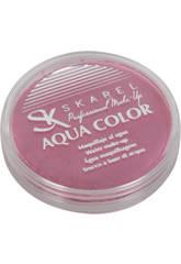 Boîte de maquillage à l'eau 12 gr. rose