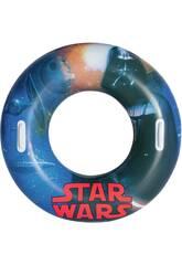 Bouée Gonflable Avec Poignées 91 cm Star Wars Bestway 91203