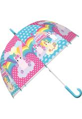 Parapluie Licorne 46 cm. Kids KL10566