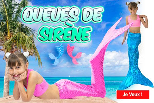 Colas de Sirena